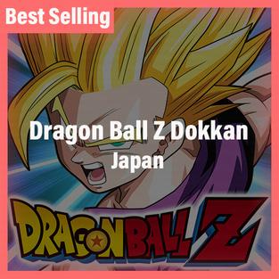 Dragon Ball Z Dokkan JP