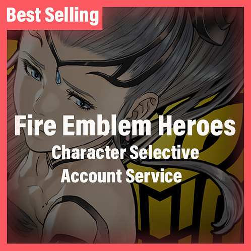 [Global] Fire Emblem Heroes Accounts Character Selective Starter