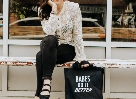 Get Really Freaking Organized: Babes Founder Jennifer Chavez Shares Her Secrets