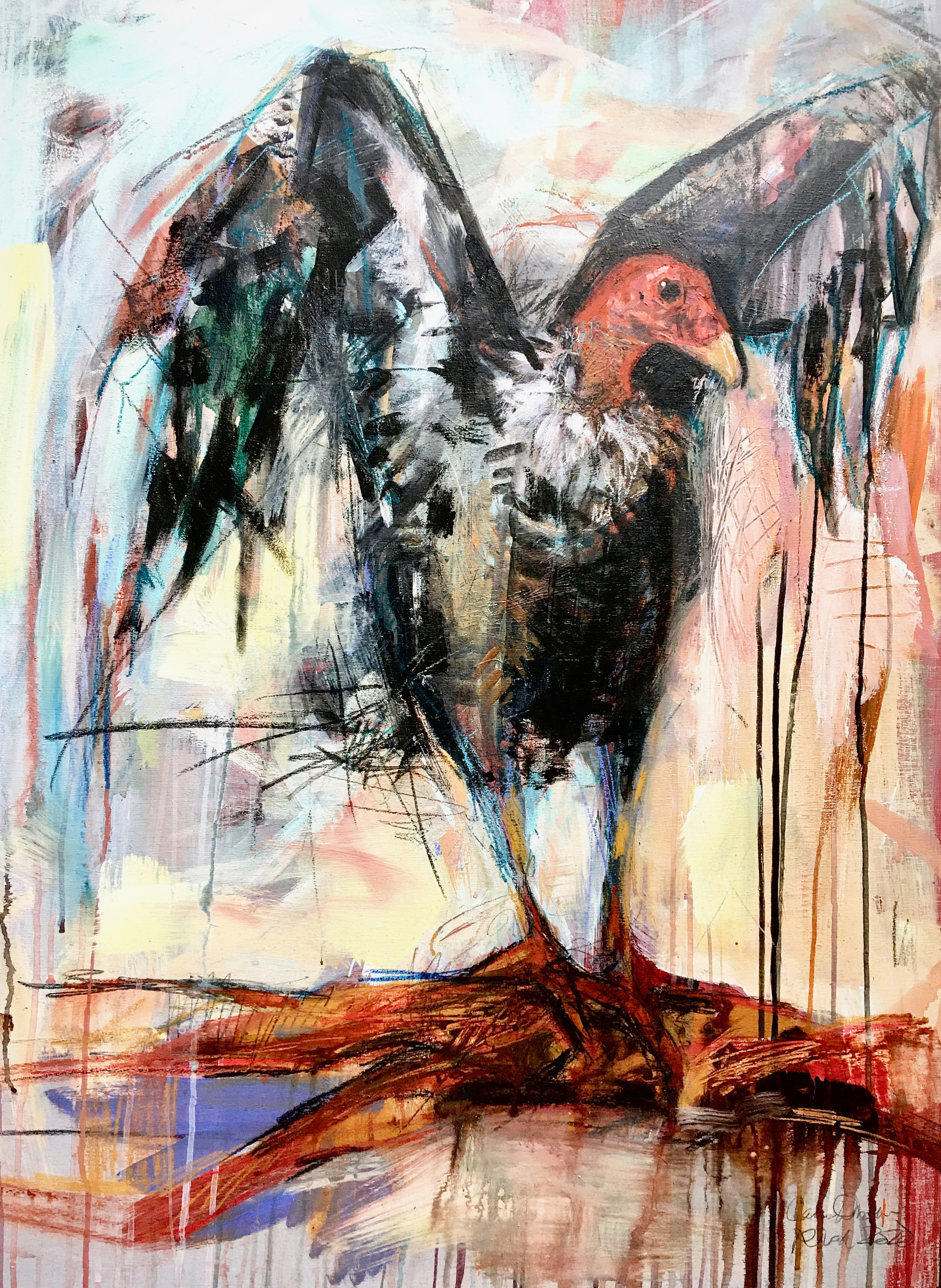 Vulture Stance
