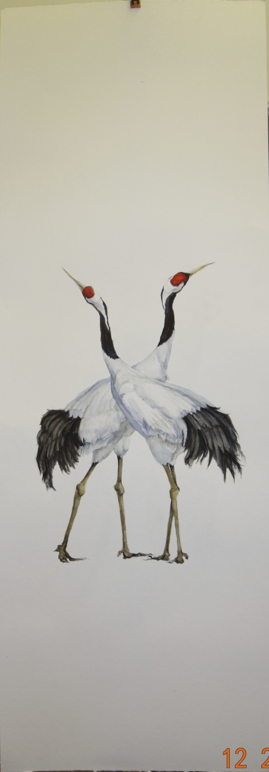 CRANE (no 2 of Triptych)