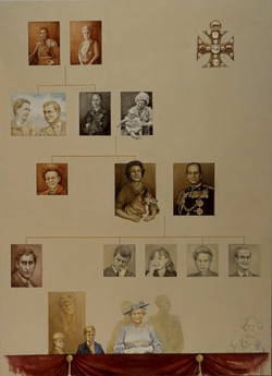 Descent of the House of Windsor