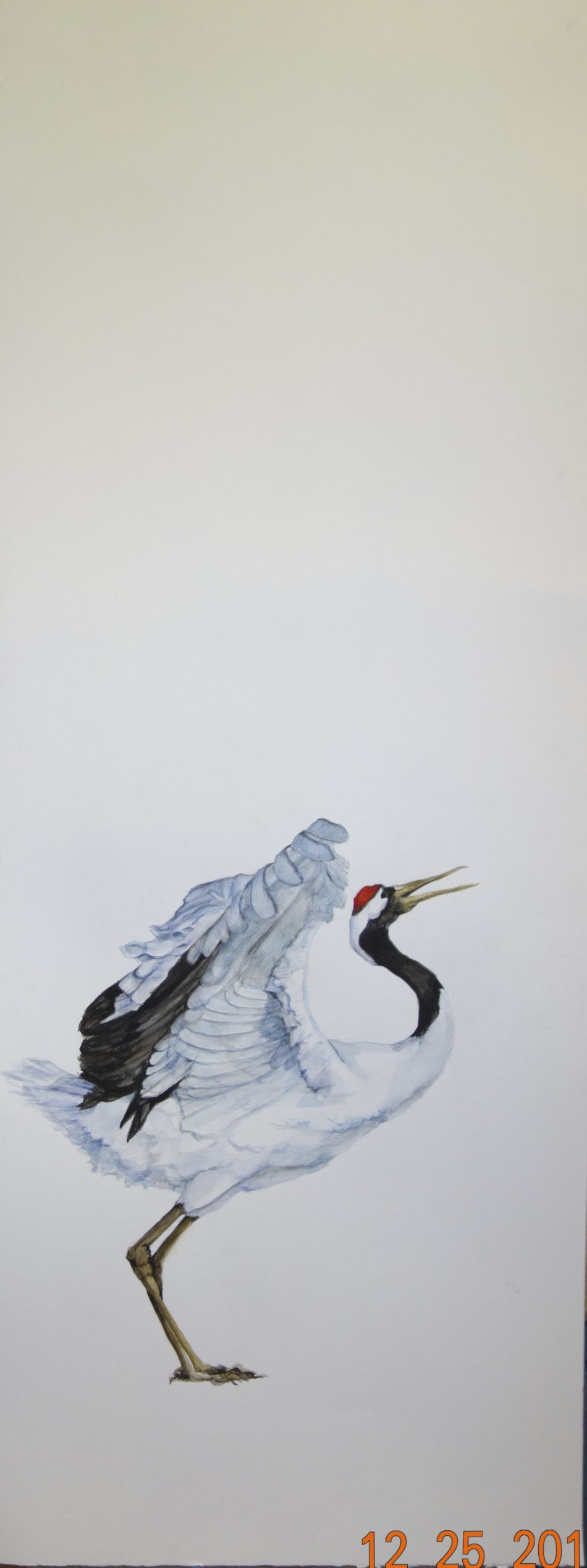 CRANE (no 1 of Triptych)