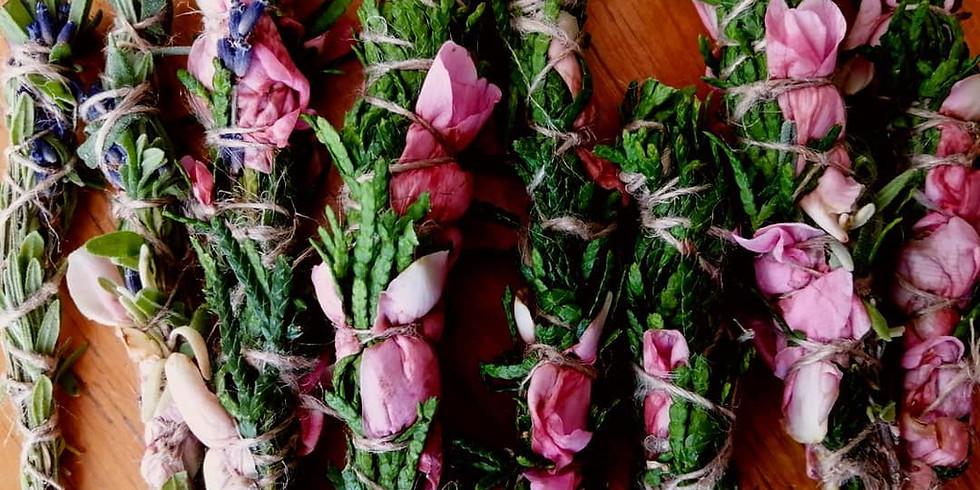 Suomalaiset kasvit suitsukkeina