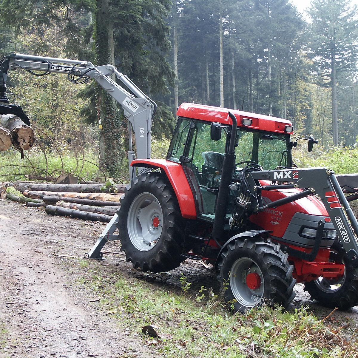 Trac-Lift | Moser Landtechnik GmbH & Co. KG | 77781 Biberach/Baden