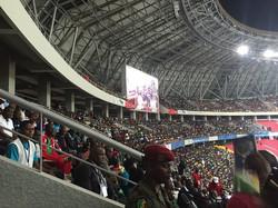 Kintelé Stadium - Opening Ceremony