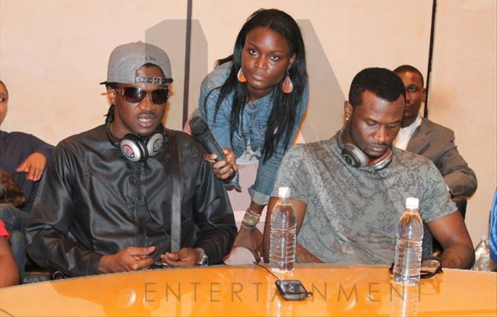 BOOKING P-SQUARE