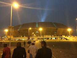 Kintelé Stadium