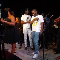 DAVIDO Private concert  - African Games 2015 Brazzaville - August 2015 by _iamlaent