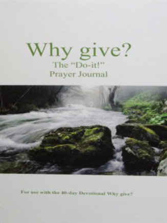 Why Give? Journal
