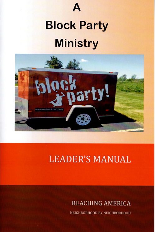 A Block Party Ministry