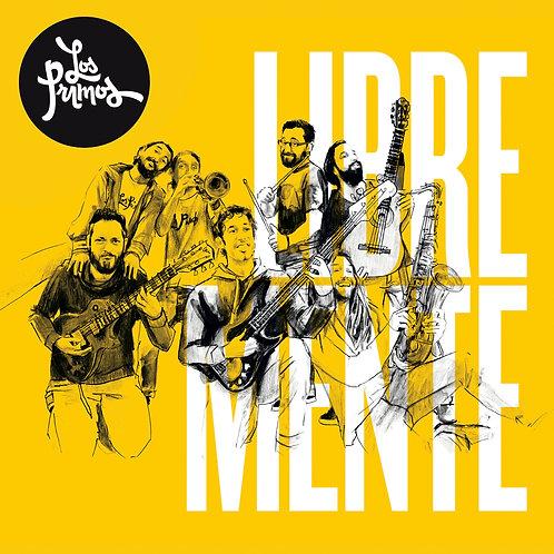 """Los Primos """"Libremente"""" (CD)"""
