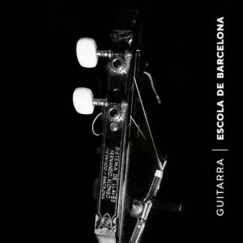 12x6 Guitarra | Escola de Barcelona (CD + DVD)
