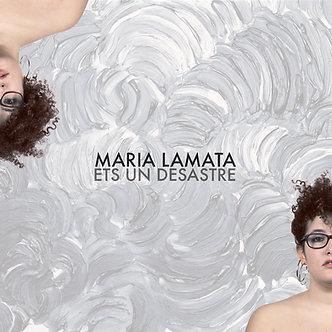 """Maria Lamata """"Ets un desastre"""""""