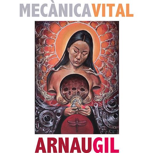 "Arnau Gil ""Mecànica Vital"" - CD"