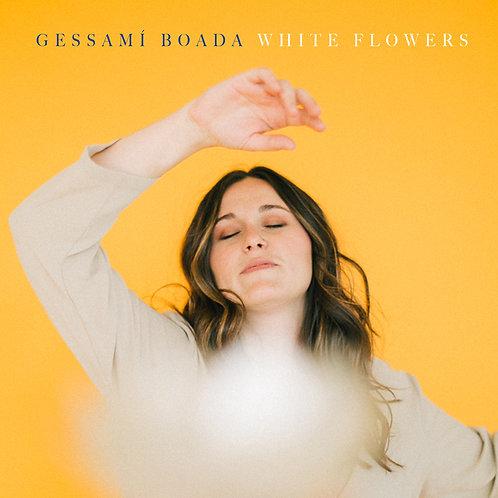 """Gessamí Boada """"White Flowers"""""""