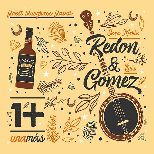 """Lluís Gómez & Jean-Marie Redon """"Una más"""""""