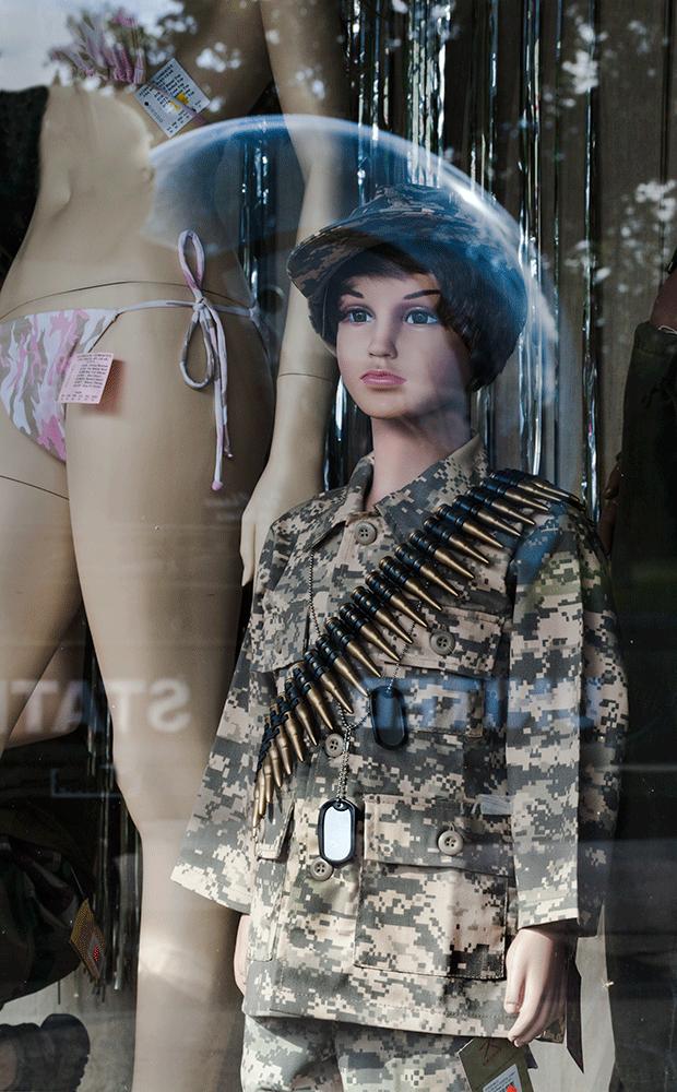 Army & Navy I, Brattleboro, MA