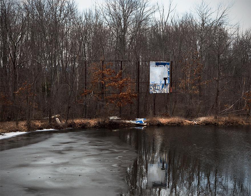 Billboard Rte 495, MA