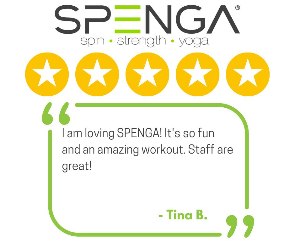 Review Tina B.