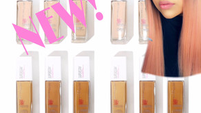 New Maybelline SuperStay Full Coverage Foundation