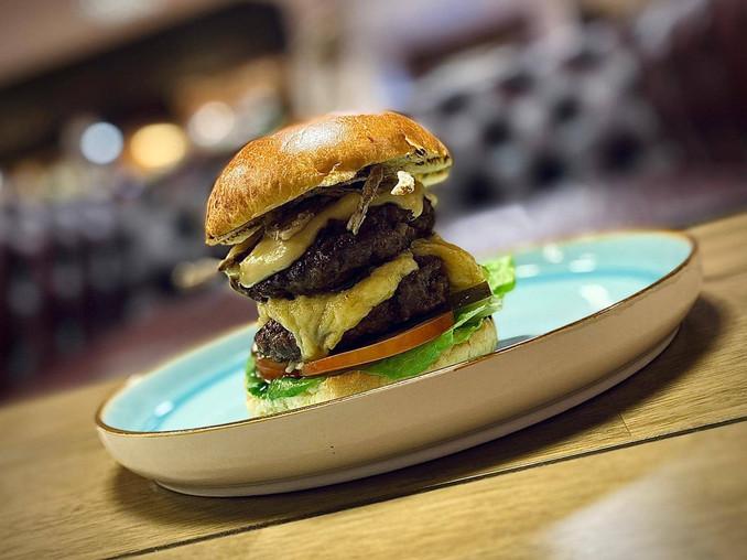 The Waypoint Burger