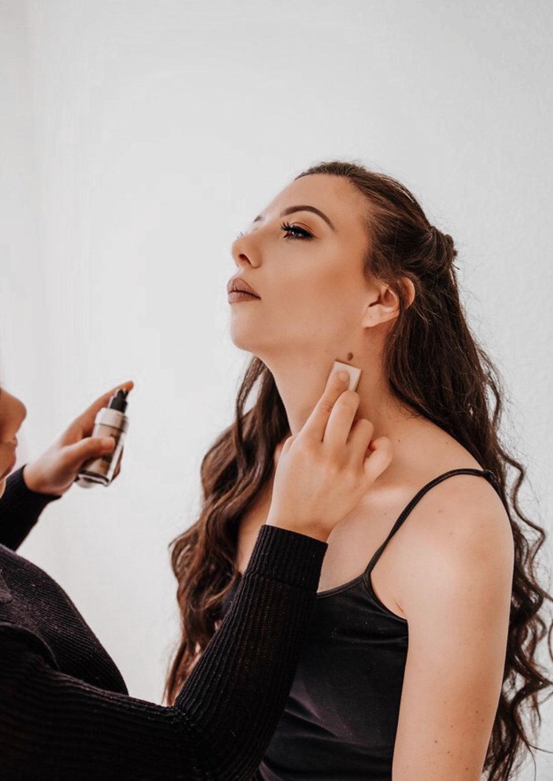 Regular Makeup Application