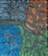 Jean-Baptiste Leducq - Bioglyphs - Behind my window