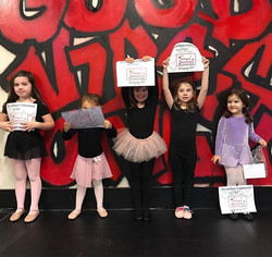 Congrats to all our Princess Ballerinas! Our new session starts in 1 month! Sign up today at xrdance
