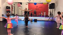 A little clip of our Mermaid Adventures Ballet dance that we learned in during our 10 week session