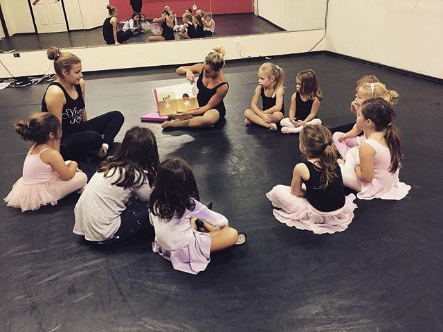 Princess Ballerinas was so much fun today! 🎀❤️ #ballet #ballerinas #princess #steps #kidsdanceclass