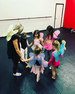 Princess Ballerinas starts 1 week from today. A few spots left - sign up today at xrdance_gmail
