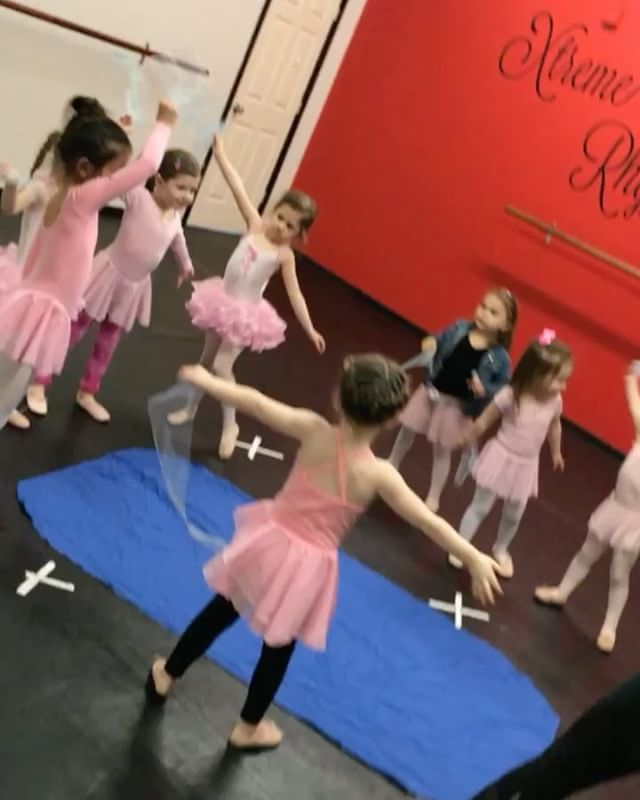 Princess Ballerinas! Our summer session starts July 11th! Sign up now at xrdance_gmail