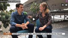 Un très beau reportage de Weo Picardie sur le Trail du Liger