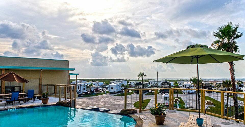 Sandpiper RV Resort | Galveston Texas | Class A RV Resort