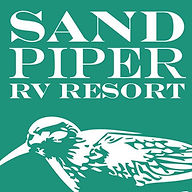 Sand Piper RV Resort logo