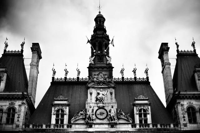 Place de l'Hotel de Ville. Pentecôte du 1310 | 22 juillet 1830