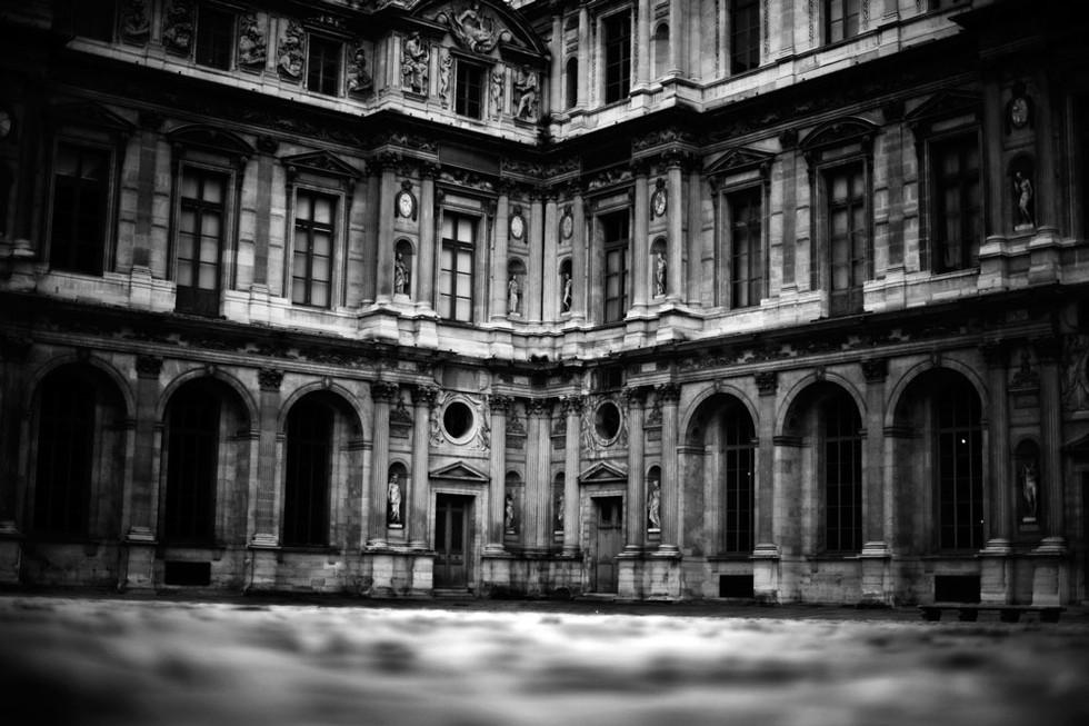 Palais du Louvre, 24août1572.