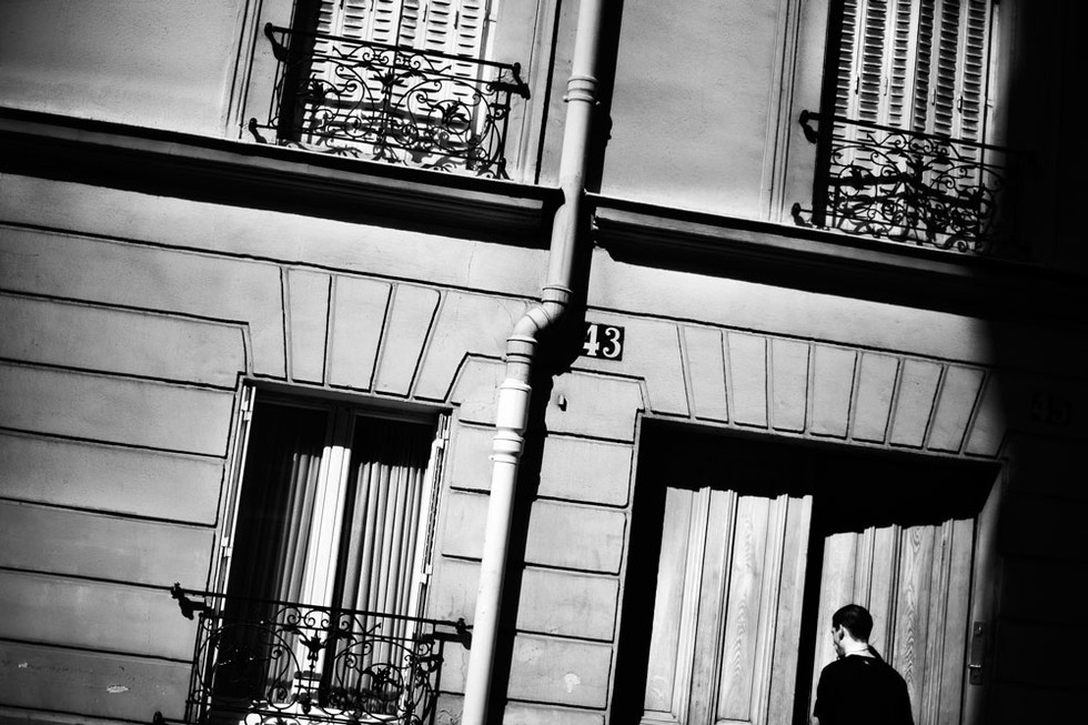43, Rue Fondary. 7 Novembre 1923