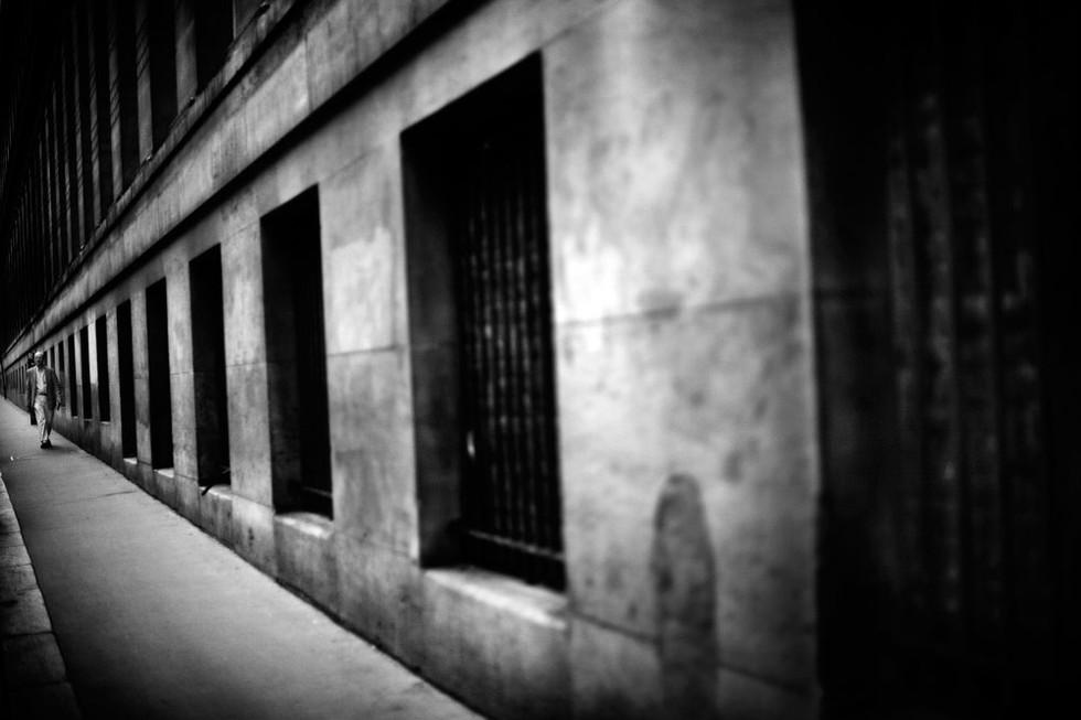 Rue Racine, 25 mai 1926.
