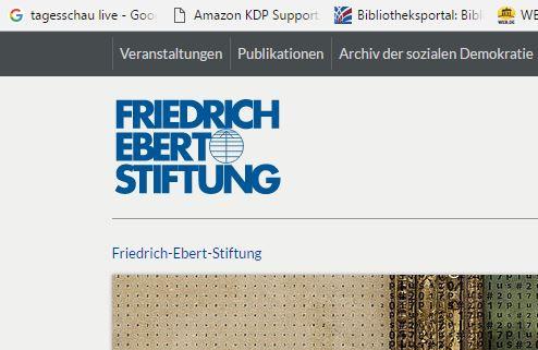 Einschätzung der Friedrich-Ebert Stiftung