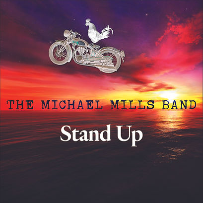 Michael Mills Band Stand Up CD