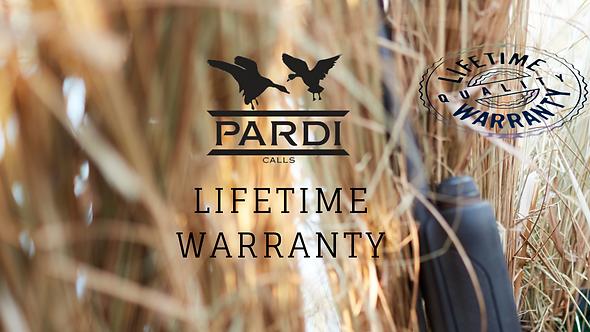 Lifetime Warranty - Free Return Shipping