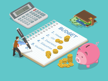 Best Practices For Your Personal Budgeting