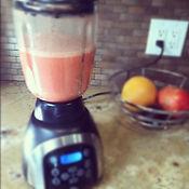 watermelon orange juice, watermelon juice, fresh orange juice