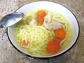 Rosol, Rosul, Chicken noodle soup, polish