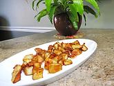 bacon potatoes recipe, fried potatoe recipe, bacon fried potatoes recipe