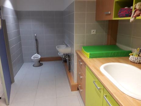 Photo de la salle de bains