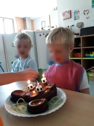 Joyeux anniversaire Emmanuel !