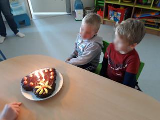 Joyeux anniversaire Nathanaël